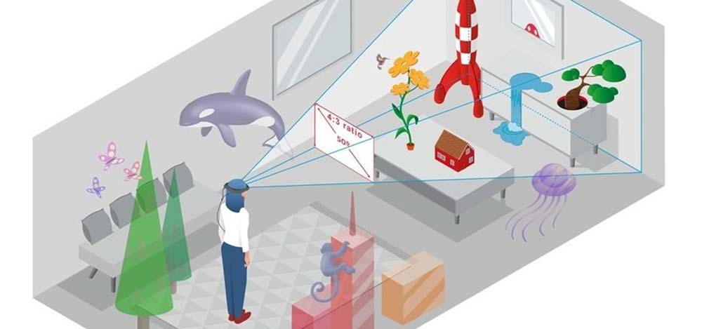 Magic Leap bietet mehr Sichtfeld als Microsofts Hololens. Aber der Sprung ist nicht so weit, wie womöglich erhofft.