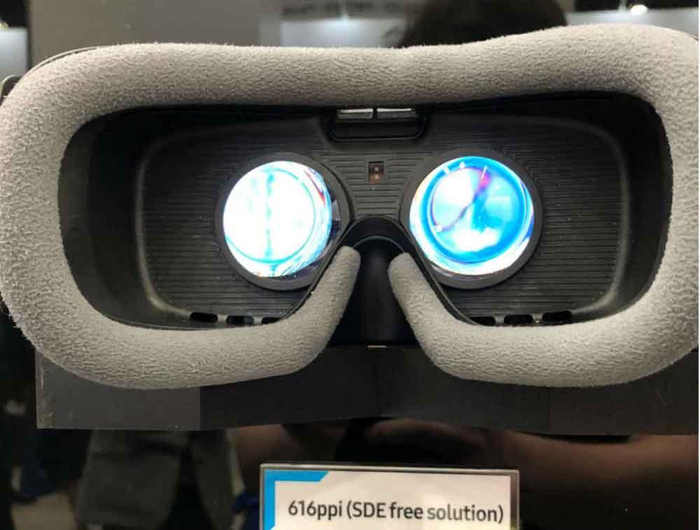 """Samsung meldet die Marke """"Anti SDE Amoled"""" an. Der Verdacht liegt nahe, dass es sich um ein VR-optimiertes Display handelt."""