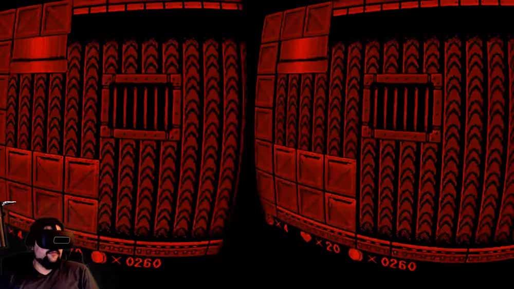 Retro-VR mit Oculus Rift: Entwickler veröffentlicht Virtual Boy Emulator