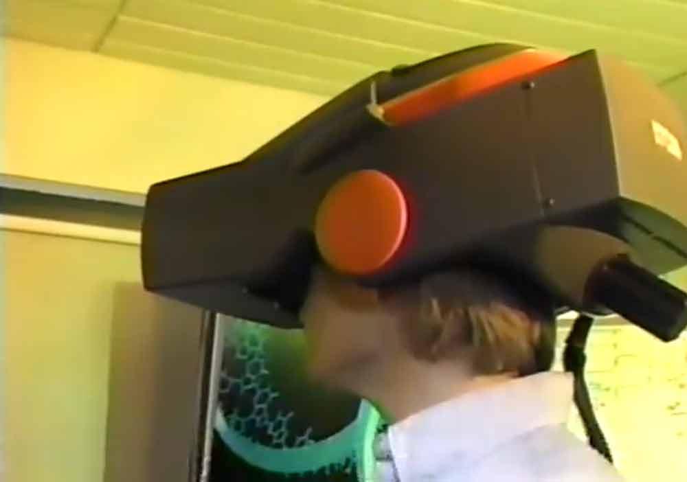 VR in den 90er Jahren: Der Blick zurück amüsiert - und wirft unweigerlich die Frage auf, wie wir in rund 20 Jahren über heutige VR-Brillen denken.