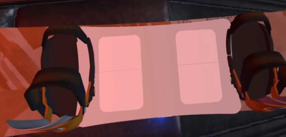 Virtual-Reality-Snowboarding: Entwickler kombiniert Wii-Board mit VR-Brille