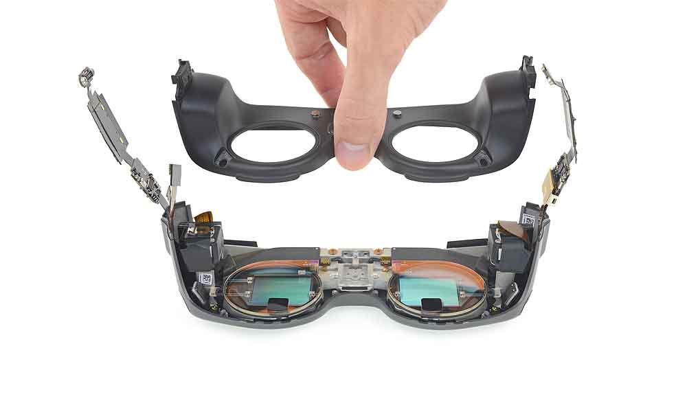 Magic Leap One: iFixit-Teardown entzaubert die AR-Brille