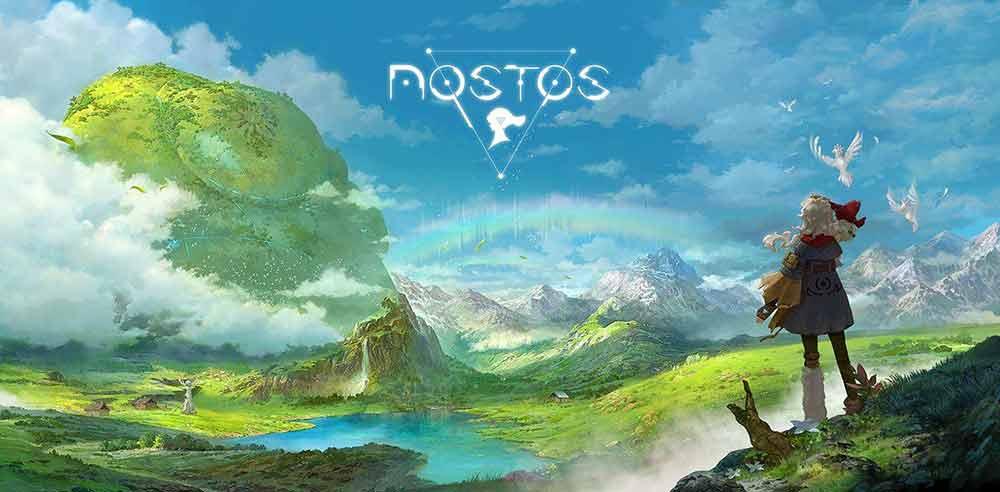 Einem ersten Trailer zufolge, könnte es sich bei Nostos um eines der bisher ambitioniertesten VR-Projekte handeln.