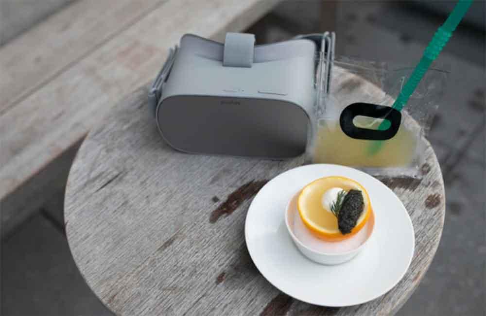 Studie: Mit Virtual Reality schmeckt das Essen besser