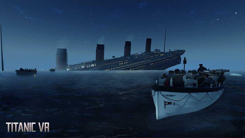 Knapp zwei Jahre nahm die Arbeit an Titanic VR in Anspruch. Dochdas Warten hat sich gelohnt: Die VR-Erfahrung ist ein großer Wurf geworden.