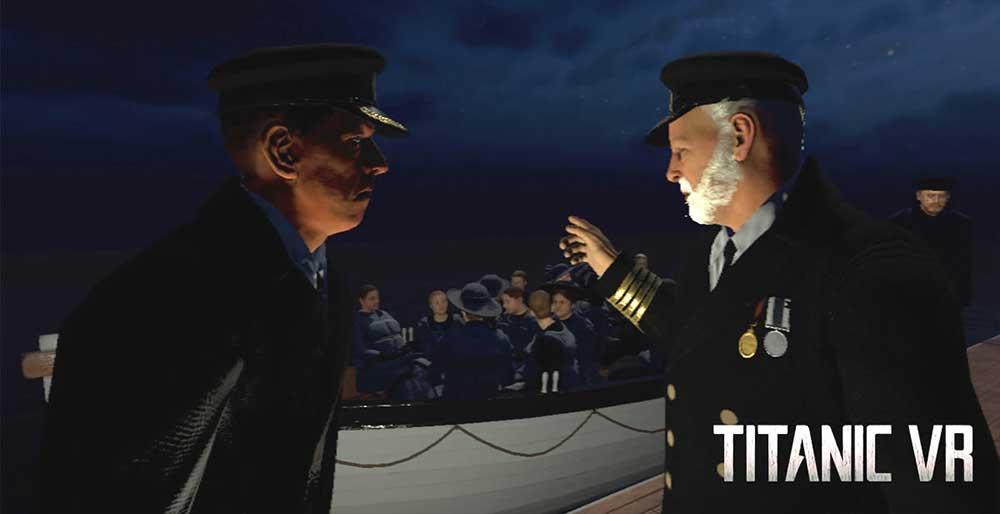 Wer darf ins Rettungsboot? Bild: Immersive VR Education
