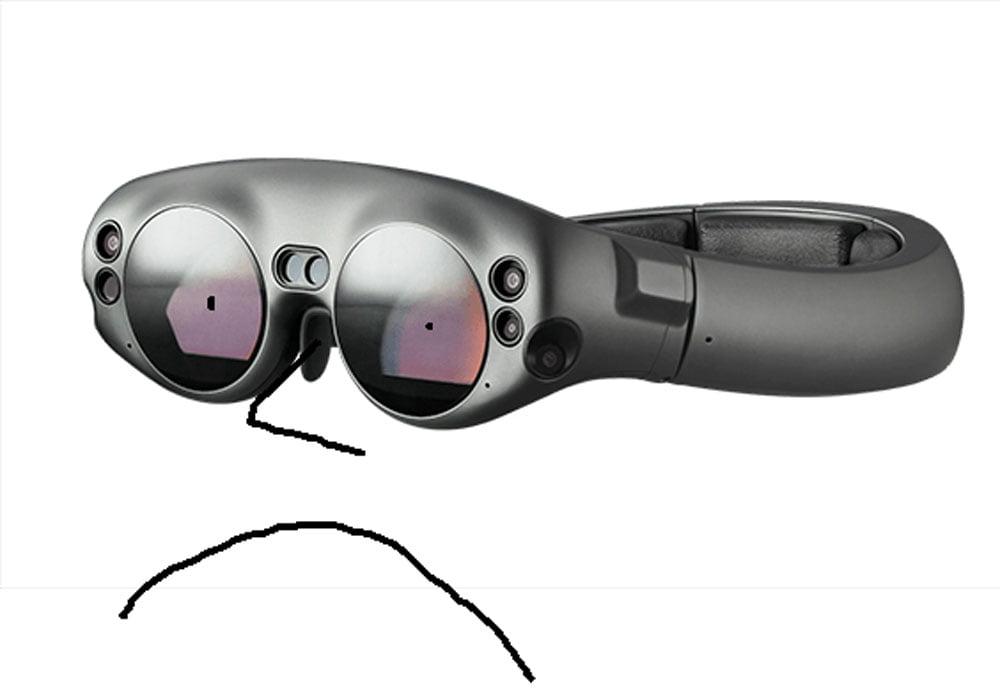 Der Erfinder der Oculus-Rift-Brille ist nicht zufrieden mit Magic Leaps Arbeitsergebnis.