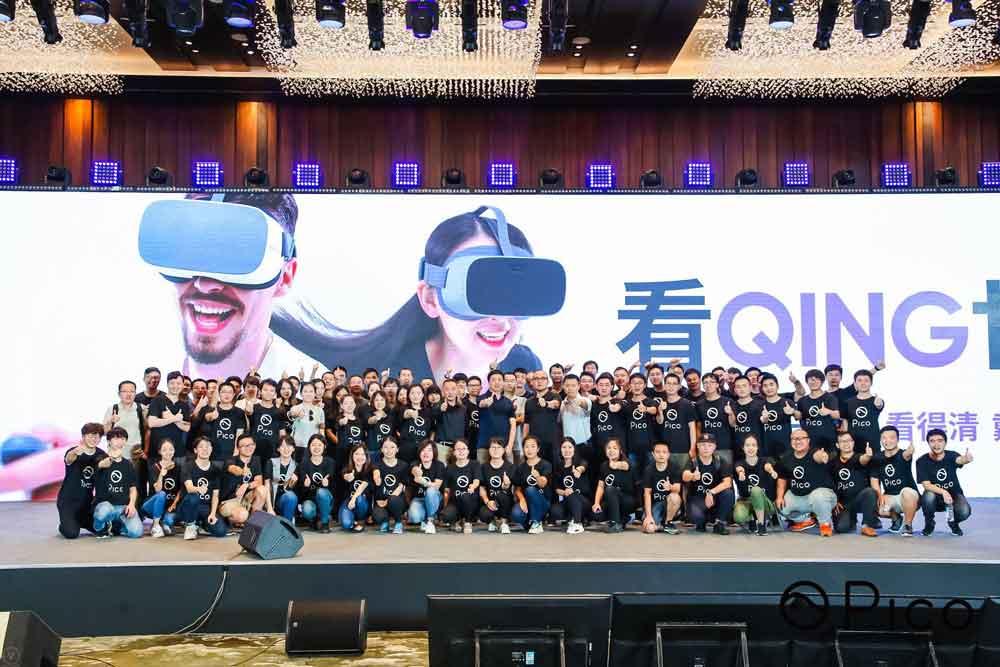Das Pico-Team freut sich über rund 25 Millionen US-Dollar von Investoren. Bild: Pico