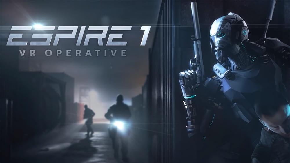 Neues Futter für Stealth-Fans: Digital Lode veröffentlicht einen Ankündigungstrailer zu Espire 1: VR Operative.