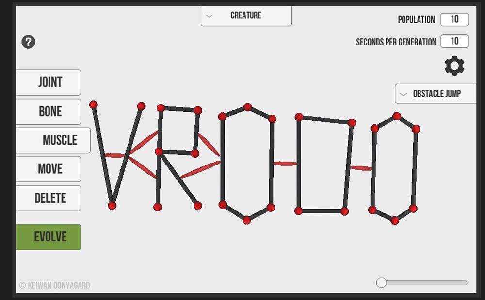 Besser als Tamagotchi: Bringt einer KI-Kreatur das Laufen bei