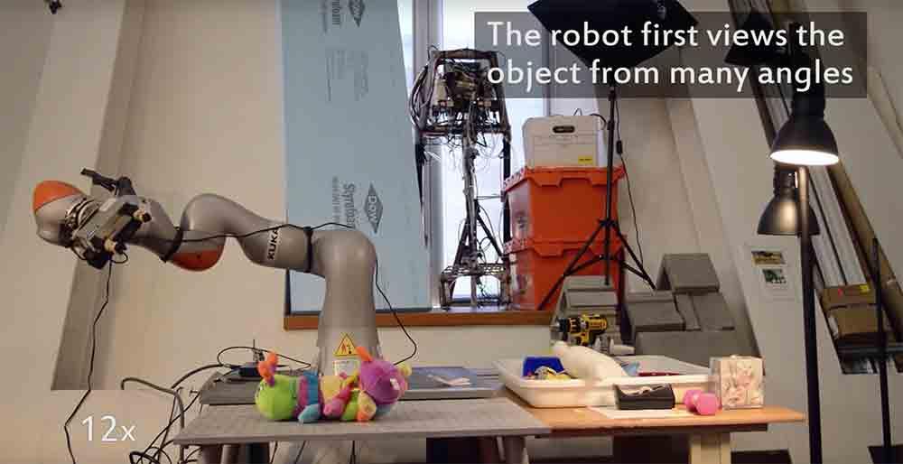 Künstliche Intelligenz lernt selbstständig Objekte zu identifizieren