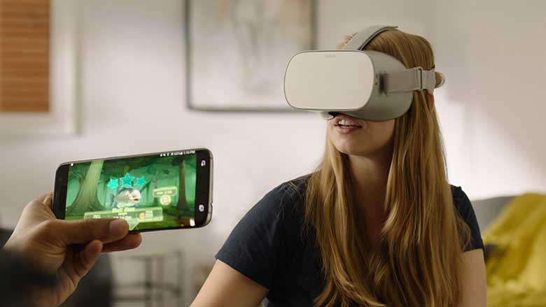 Wer sich von der Oculus Connect 5 aufregende Neuigkeiten zu Oculus Go erhofft hat, wird enttäuscht sein.