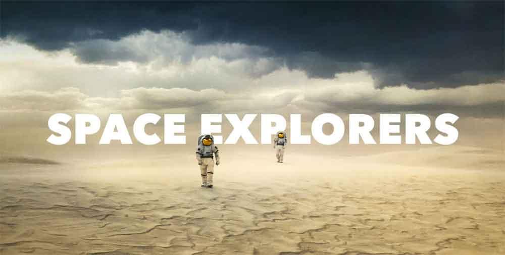 Die Felix & Paul Studios zeigen in einer zweiteiligen 360-Grad-Dokumentation, wie sich Raumfahrer auf Weltraummissionen vorbereiten.