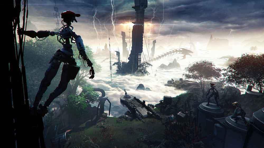 Stormland ist das erste Open-World-Spiel, das von Grund auf für Virtual Reality entwickelt wird und geht zugleich eines der größten Probleme des Mediums an.