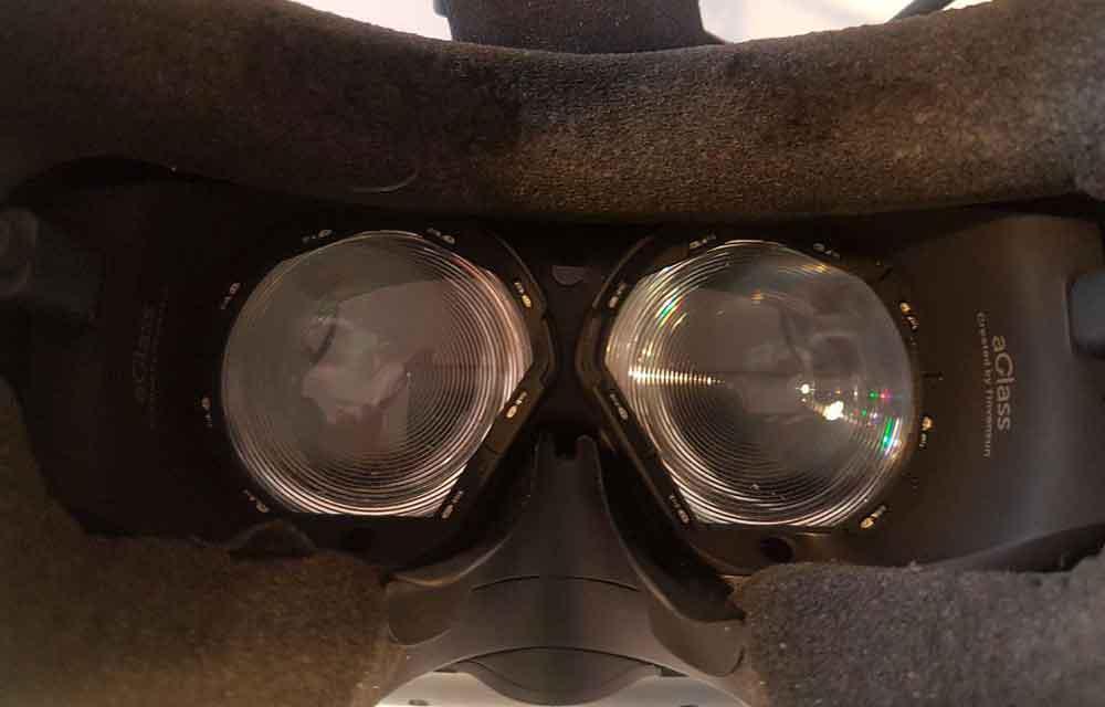 Das chinesische Unternehmen 7Invensun arbeitet seit längerer Zeit an einem Eye-Tracking-Modul für HTC Vive.