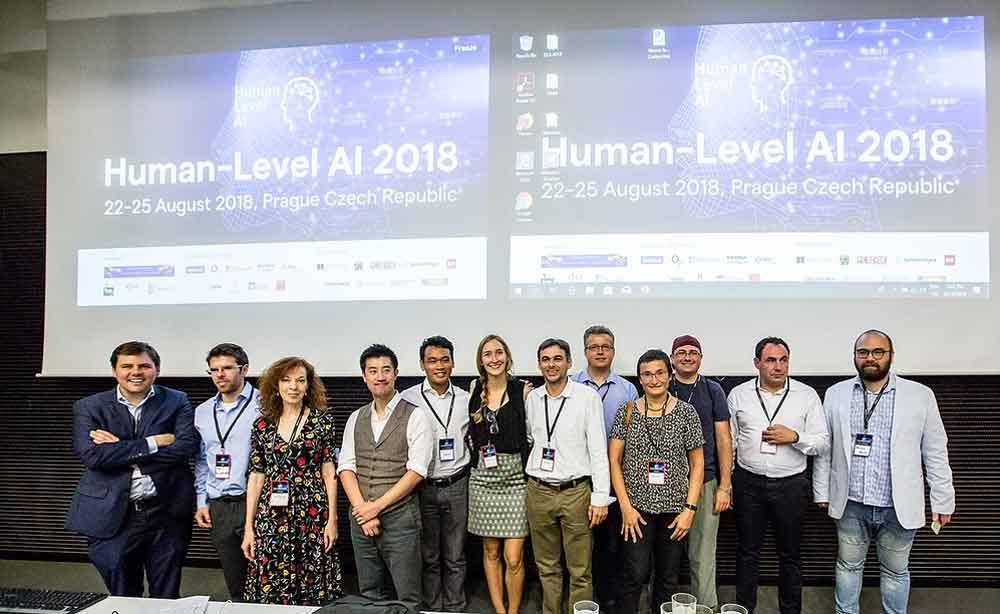 Auf einer KI-Fachkonferenz in Prag stimmten KI-Forscher und Branchenvertreter ab, ob eine Künstliche Intelligenz ein mit Menschen vergleichbares Denkvermögen erreichen kann. Das Ergebnis ist eindeutig.