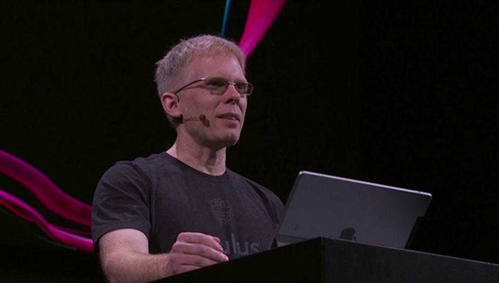 Bei seinem traditionellen Abschlussmonolog auf der Connect 5 sprach Oculus-Cheftechniker John Carmack ausführlich über Oculus Go und Quest. Dabei berichtet er über Details, die wohl vorher nicht durch die PR-Abteilung freigegeben wurden.