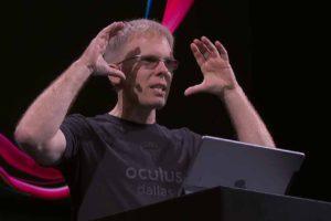 Social-VR? Nicht mit Oculus-Technikchef John Carmack. Er plädiert für virtuelle Isolation statt für digitales Miteinander.