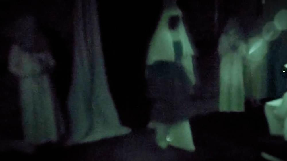 """VR kommt als Promowerkzeug nach wie vor gut an. Beim Horrorfilm """"The Nun"""" allerdings anders als erwartet."""