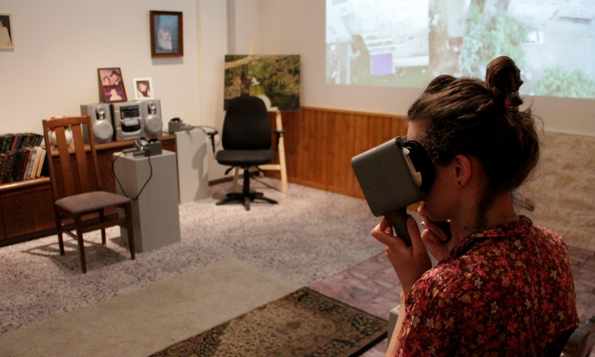 Blick auf die Ausstellungsfläche. Bild: Landau