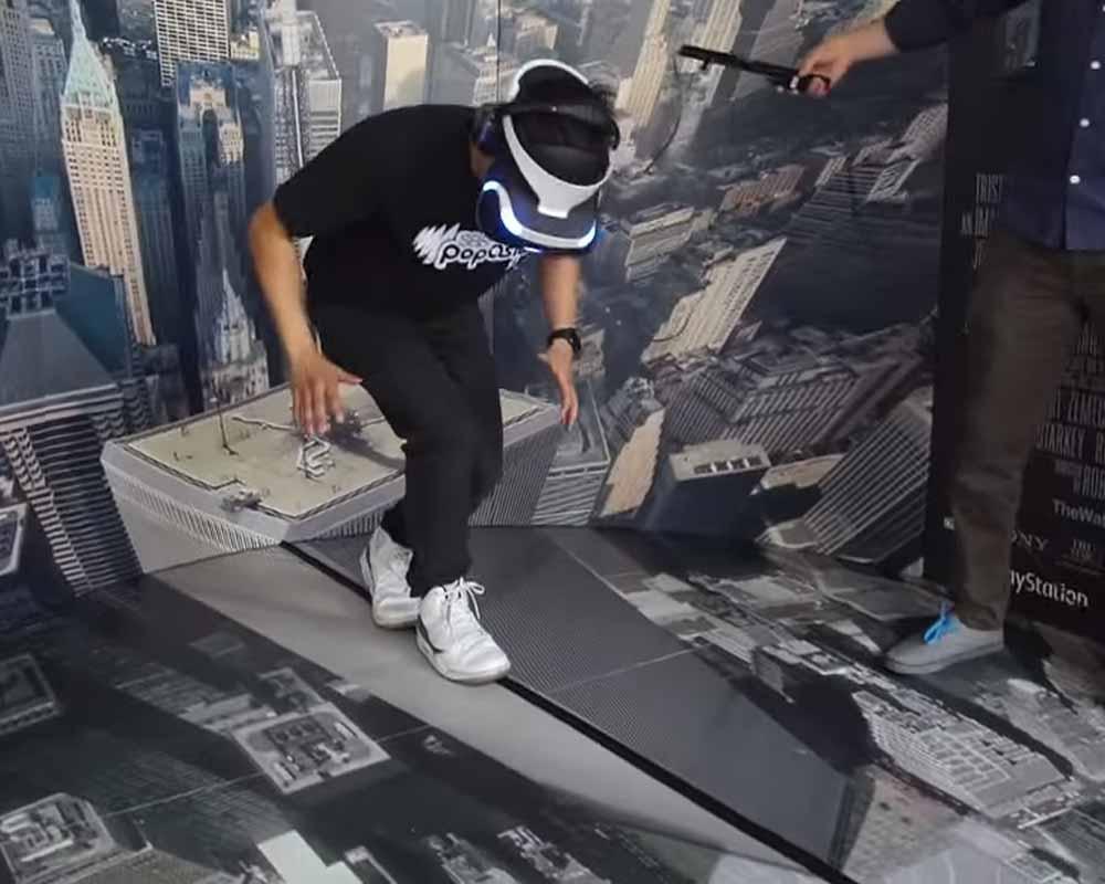 Studie: VR-Brille reduziert Balancevermögen und steigert Hirnaktivität