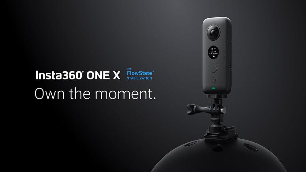 Heute erscheint eine verbesserte Version der 360-Grad-Action-Kamera Insta360 One. Das Upgrade hört auf den Namen Insta360 One X.