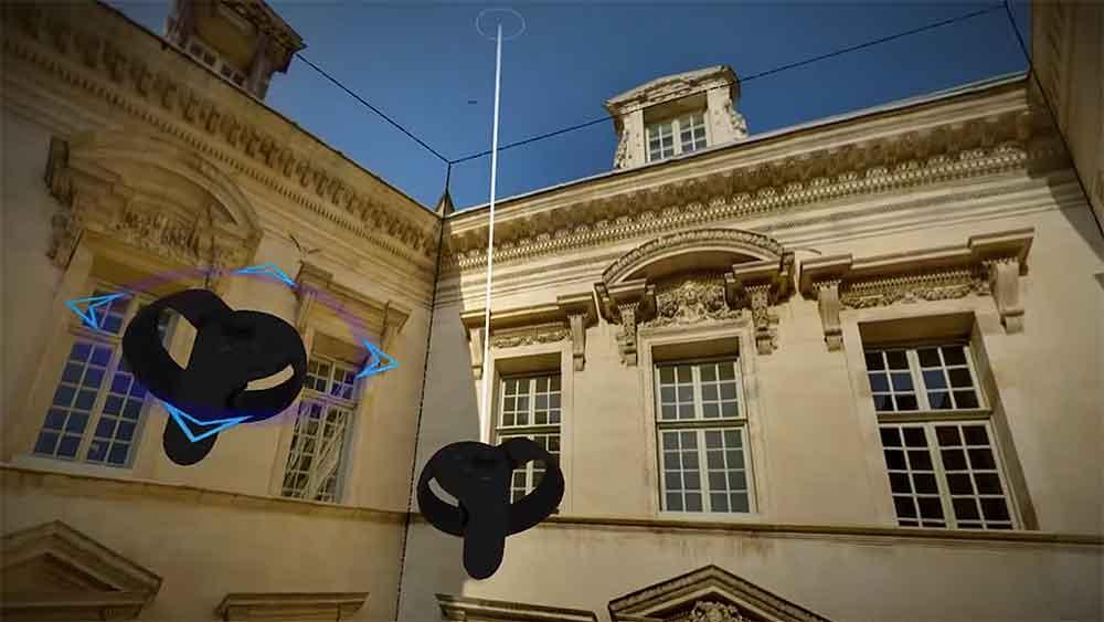 Imverse hat ein 3D-Programm entwickelt, mit dem VR-Nutzer aus 2D- oder 360-Grad-Fotos von Hand begehbare 3D-Umgebungen erstellen können.