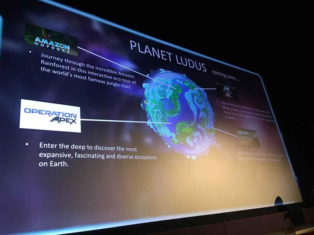 HTC lässt sich von der digitalen Zwischenwelt Oasis inspirieren und kündigt ein neues VR-Hub an. Zweck und Ziel liegen im Dunkeln.