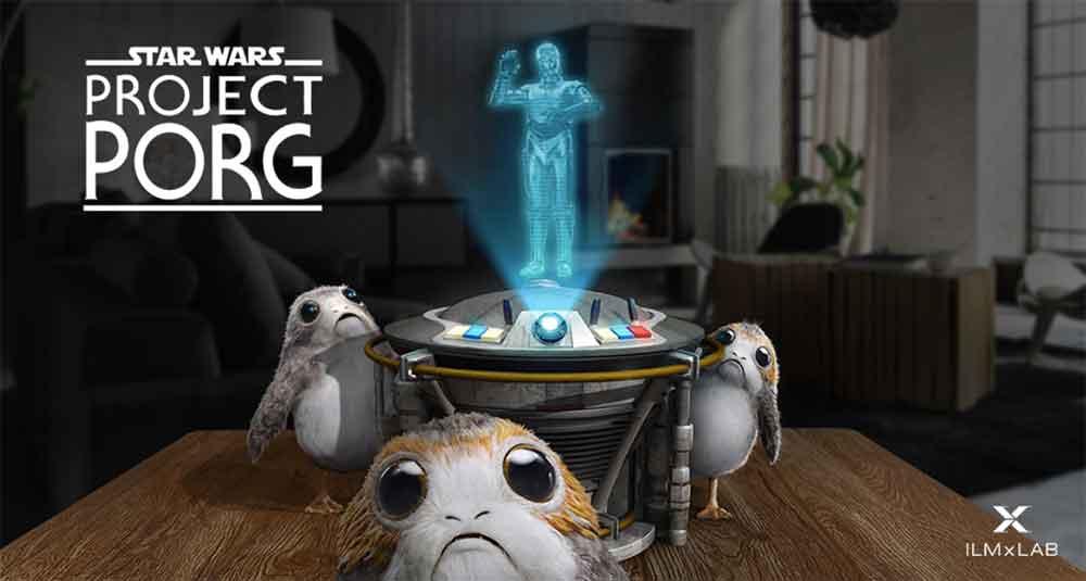 Heute startet L.E.A.P., Magic Leaps erste Entwicklerkonferenz. Dort zeigtLucasfilms' VR/AR-Experimentierlabor eine neue Star-Wars-Erfahrung.