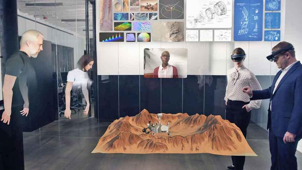 Spatial will die AR-Arbeitsplattform der Zukunft erschaffen. Dafür bekommt das Startup 8 Millionen US-Dollar Startkapital von Investoren.