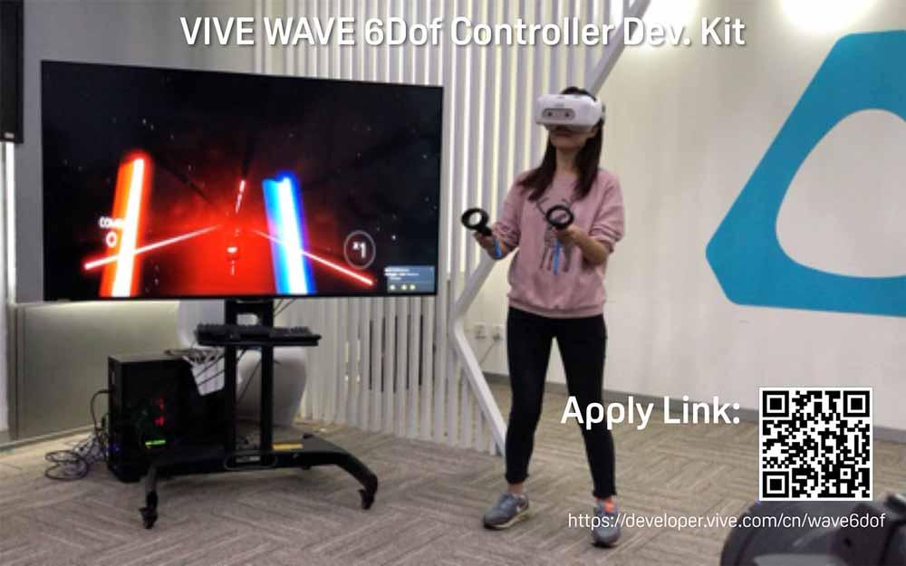 HTC will Vive Focus fit machen für den Wettkampf mit Oculus Quest und kündigt Dual-Controller an.