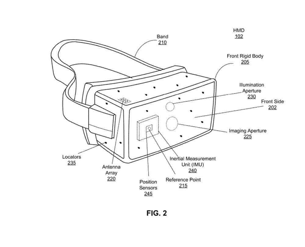 Wie sehr das Kabel beim VR-Bewegen stört, merkt man erst, wenn es nicht mehr da ist. Ein neues Oculus-Patent weist auf eine verbesserte Drahtloserfahrung speziell für Spielhallen hin.