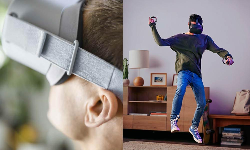 Mit Oculus Quest veröffentlicht Facebook nach Oculus Go die zweite autarke, kabellose VR-Brille innerhalb eines Jahres. Was sind die Unterschiede zwischen Oculus Quest und Oculus Go?