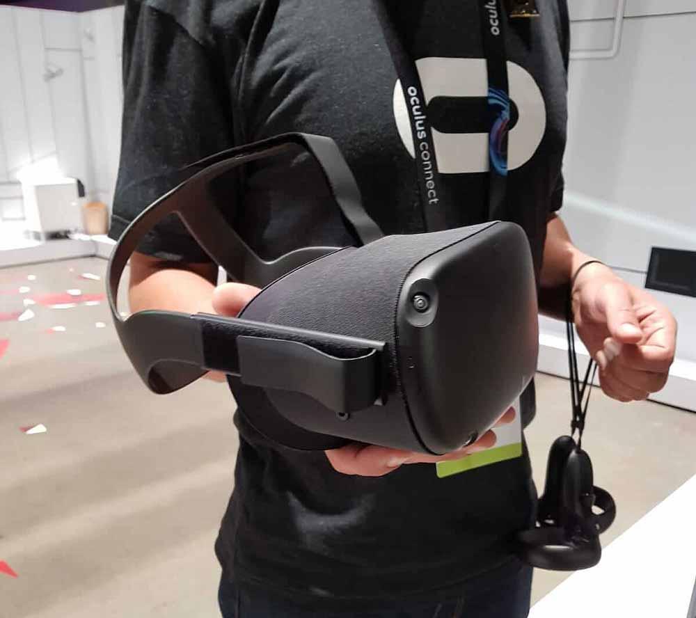 Für neue Apps im Oculus-Quest-Store will Facebook den Qualitätsmaßstab höher anlegen als bei Oculus Rift und Oculus Go.