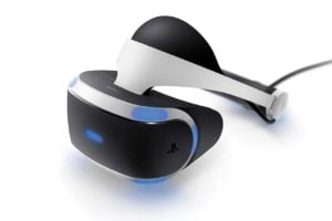 Sony meldet ein Patent für Virtual-Reality-Anzeigen an.
