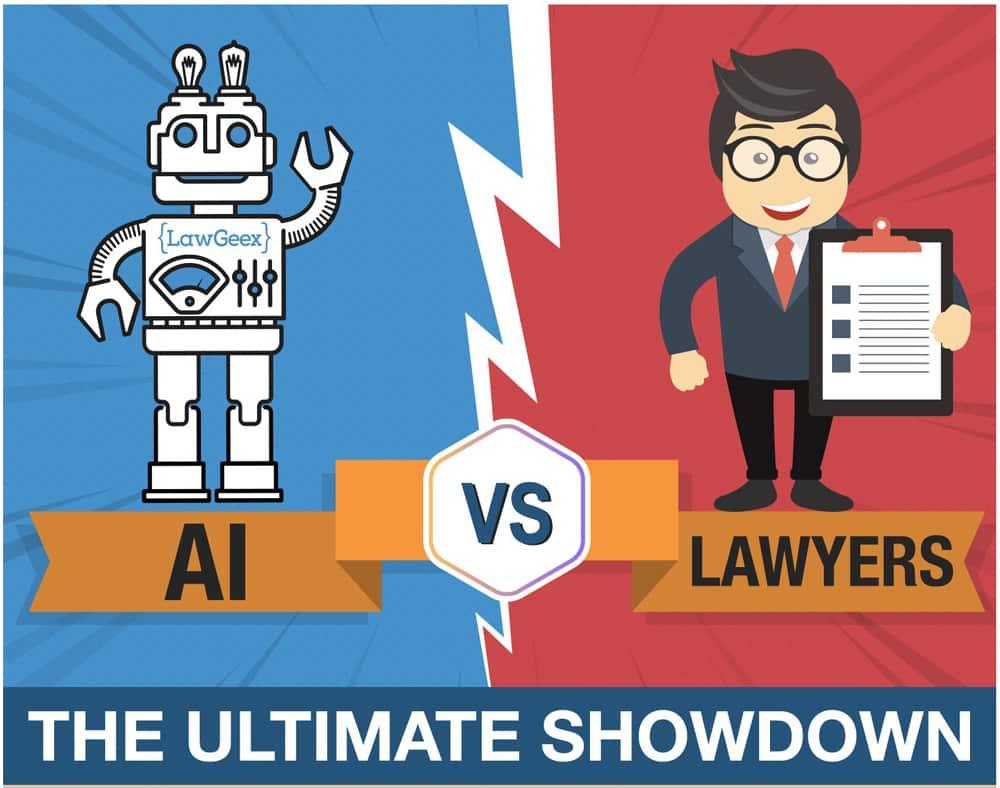 | AI vs Lawyers
