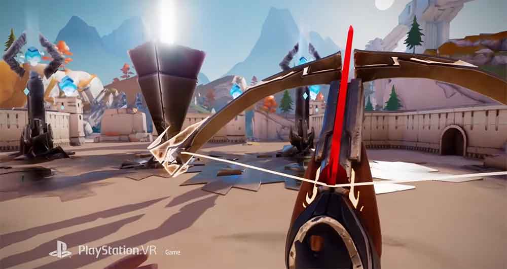 Das VR-Actionspiel Megalith verbindet das beliebte MOBA-Spielprinzip mit der Spielmechanik und Optik von Blizzards Mehrspielerhit Overwatch.