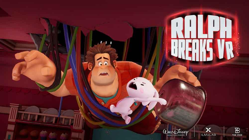 Am 21. November startet die VR-Erfahrung Ralph Breaks VR in den Void-Arcades. Nun gibt es erste Erfahrungsberichte.