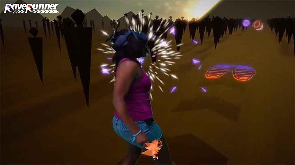 Job Stauffer entwickelt VR-Apps, die über bloße Unterhaltung hinausgehen sollen und VR-Nutzern zu einem ausgeglicheneren Leben verhelfen.