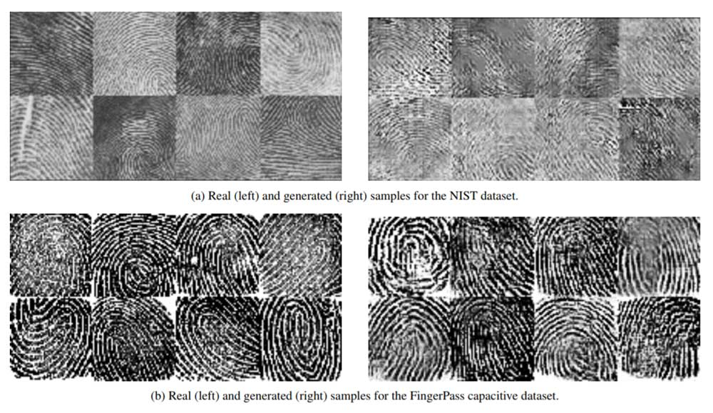 Deep Master Prints: KI-Forscher entwickeln Fake-Fingerabdruck