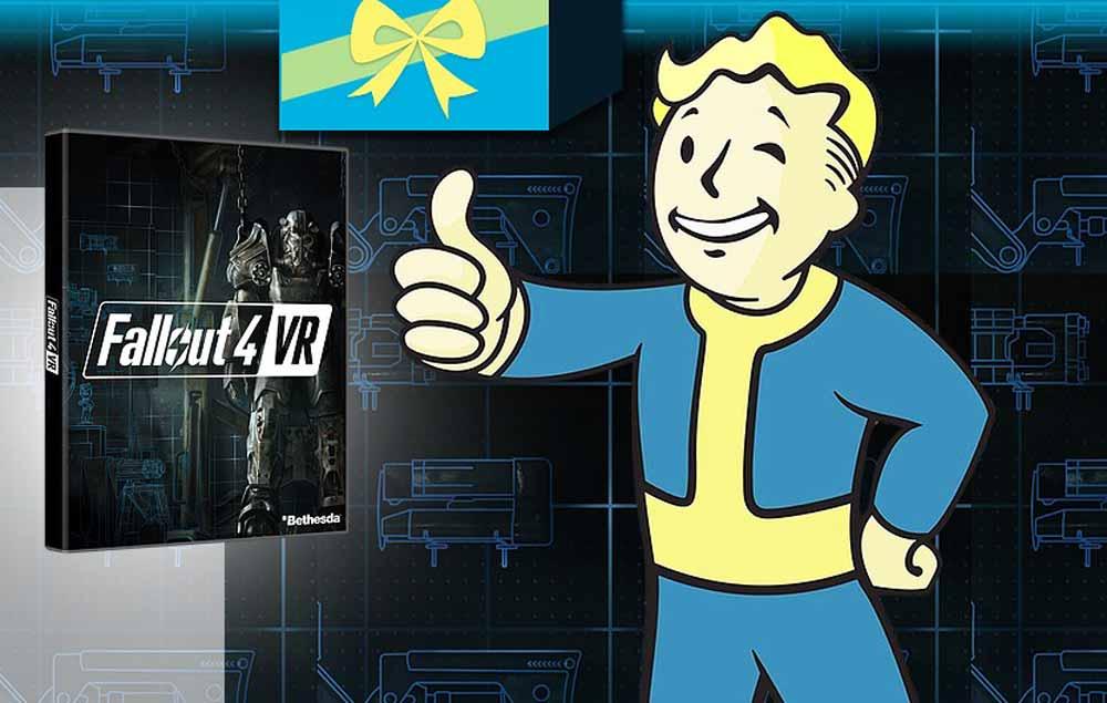 HTC Vive & Vive Pro: Viveport-Abo kommt mit kostenlosem Fallout 4 VR