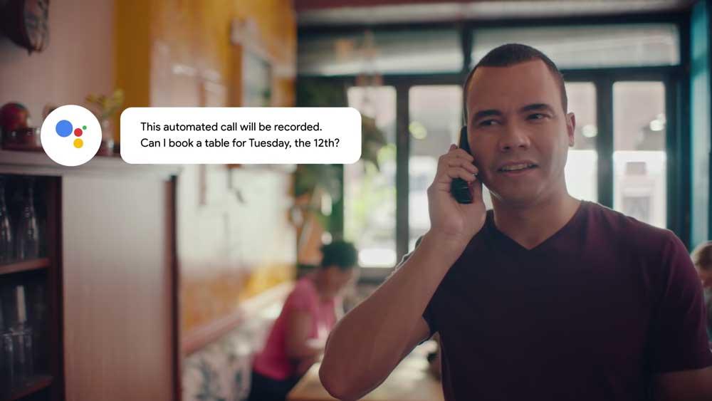 Googles Telefon-KI Duplex rollt in den USA im großen Stil aus, kann aber weiter vorerst nur Tische in Restaurants buchen.