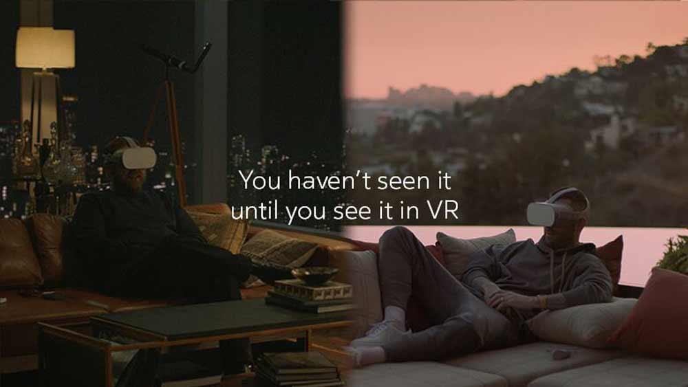 """Oculus Go: """"See it in VR"""" – Oculus startet neue Werbekampagne"""