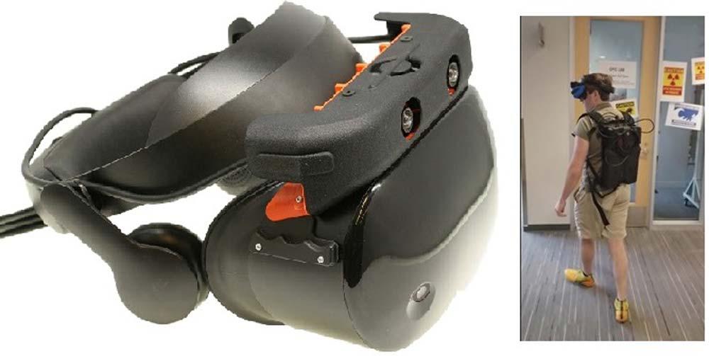 Augmented Reality: Microsoft experimentiert mit VR-AR-Brillen
