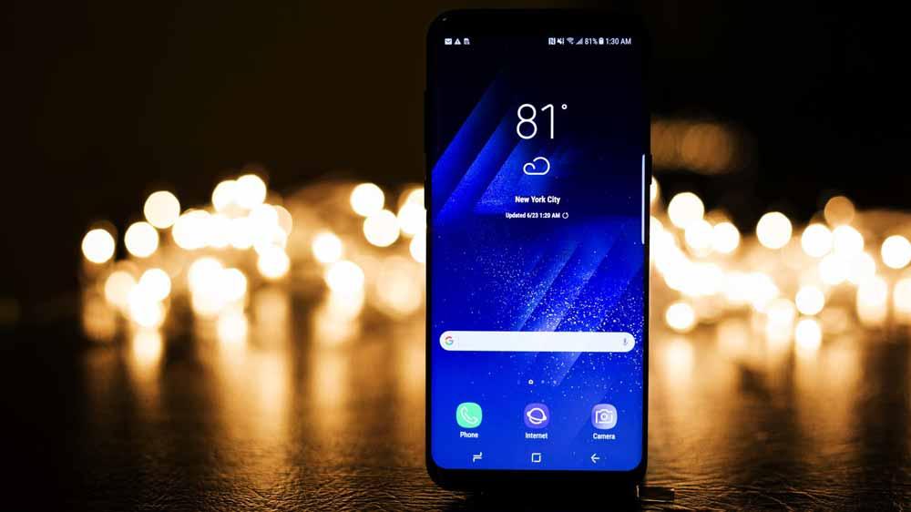 Samsungs nächstes Flaggschiff-Smartphone Galaxy S10 könnte in einer 5G-Spezialvariante mit einem 3D-Tiefensensor ausgestattet sein für bessere VR- und AR-Erlebnisse.