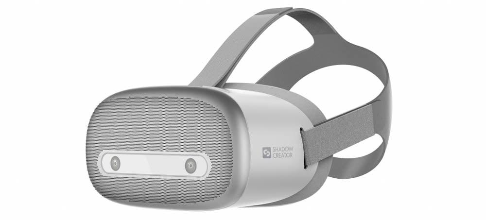 Die autarke VR-Brille Shadow Creator soll Oculus Quest Konkurrenzmachen.
