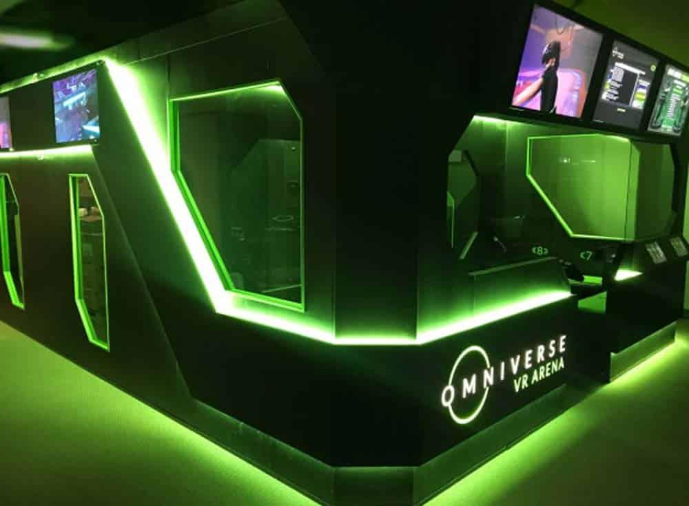 Der für sein VR-Laufband Omni bekannte Hersteller Virtuix hat ein neues Produkt für VR-Spielhallen entwickelt.
