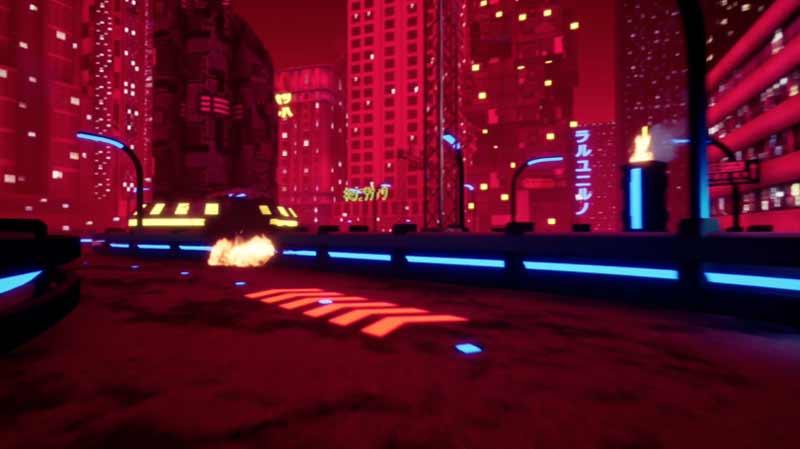 Wie in Mario Kart: Fährt man über einen virtuellen Beschleunigungsstreifen, wird das reale Gokart schneller. Bild: Master of Shapes