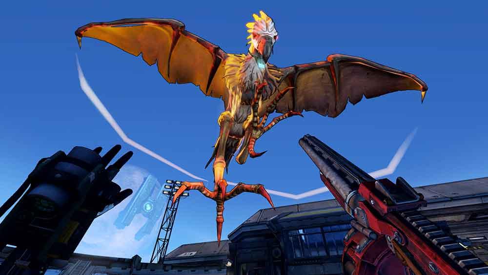 Borderlands 2 schafft den Sprung in die Virtual Reality. Lohnt sich der Kauf, wenn man die 2D-Version bereits durchgespielt hat?