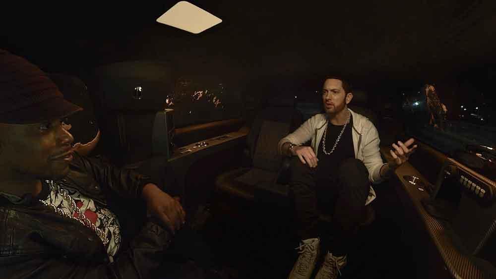 Die Felix & Paul Studios zeigen auf dem kommenden Sundance Film Festival zwei neue 360-Grad-Filme. In einem davon spielt der US-Rapper Eminem.